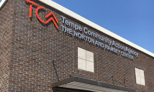 Experience Matters Assists in Community Response to the COVID-19 Pandemic: Tempe Community Action Agency